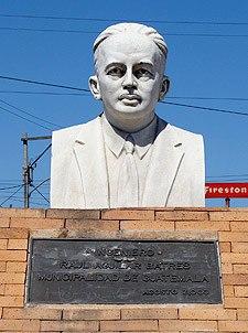60954 135749869914855 1695856627 n - Raúl Aguilar Batres, creador de la zonificación de la Ciudad de Guatemala