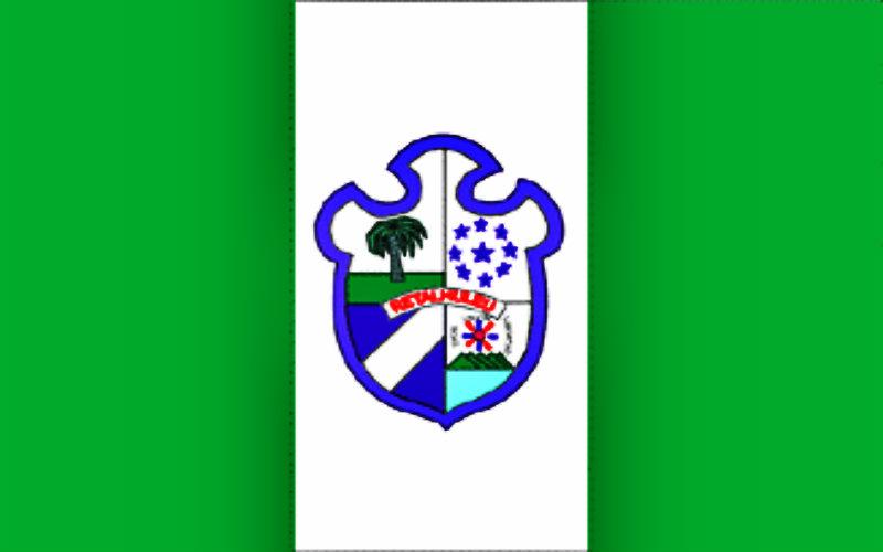 bandera del departamento de retalhuleu - Bandera y Escudo de Retalhuleu