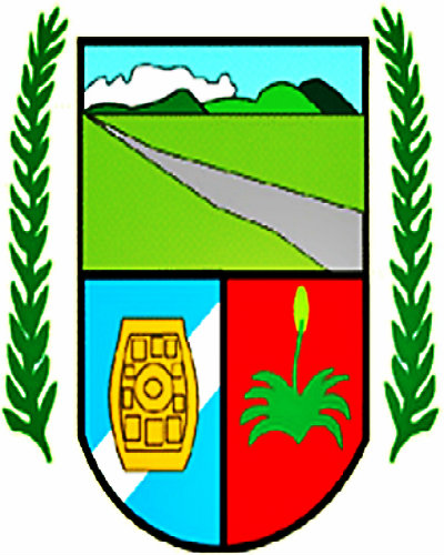 escudo del departamento el progreso - Bandera y Escudo  de El Progreso