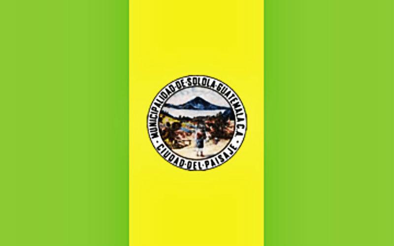 bandera del departamento de solola1 - Bandera y Escudo de Sololá