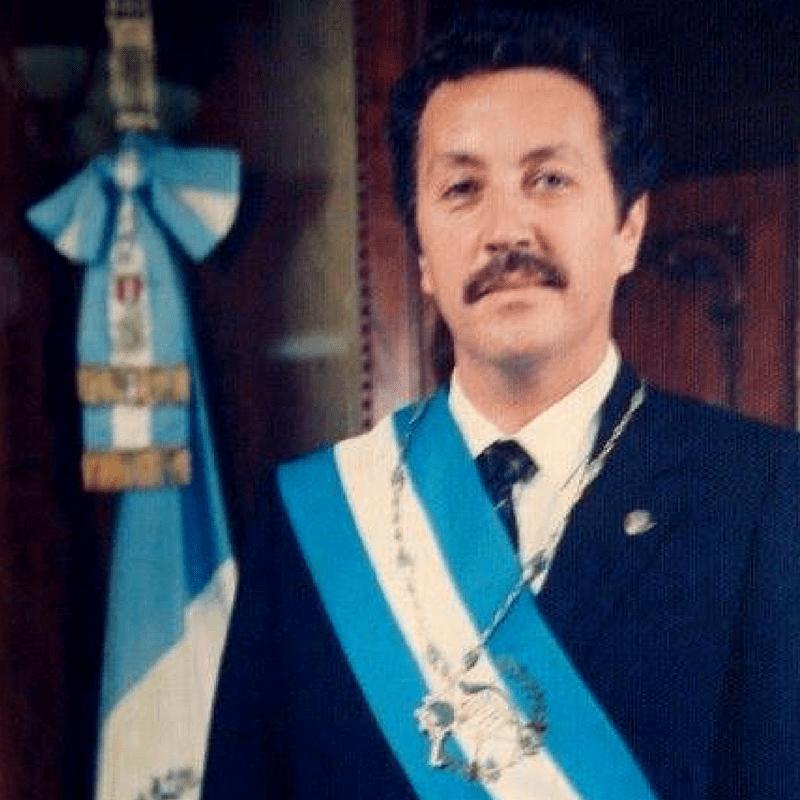 presidente - La Trayectoria de Vinicio Cerezo