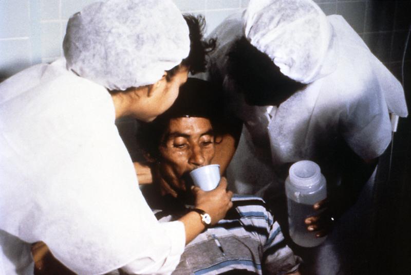 dehydration - Principales epidemias y pandemias que han afectado a Guatemala desde el siglo XVI