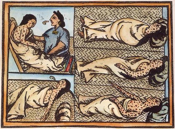 epidemia w800 h600 medium - Las dos primeras epidemias que sufrió el territorio guatemalteco