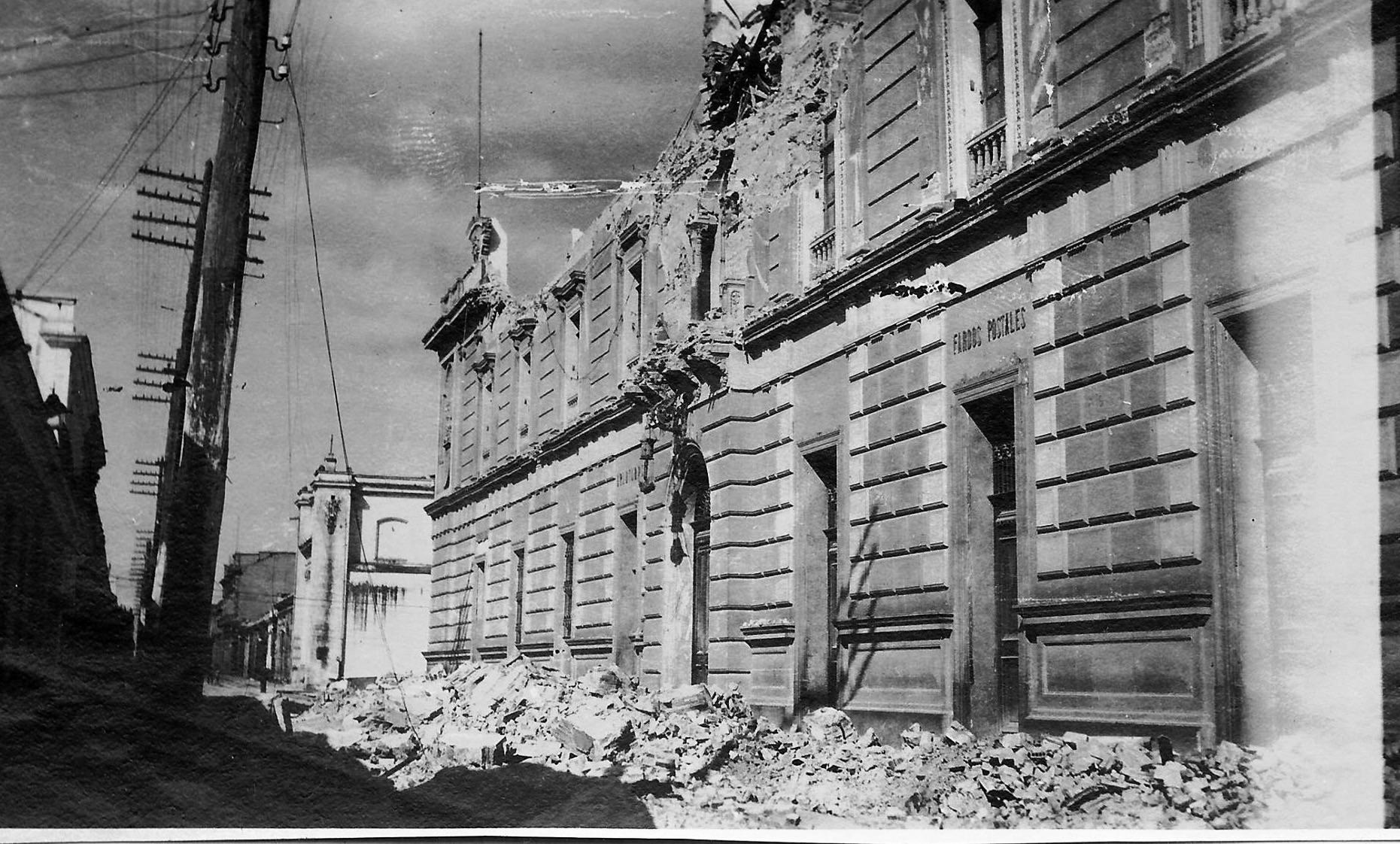 clarafrancisco1917 - Hechos trágicos durante el gobierno de Manuel Estrada Cabrera