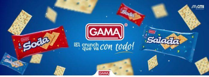 Galletas Gama