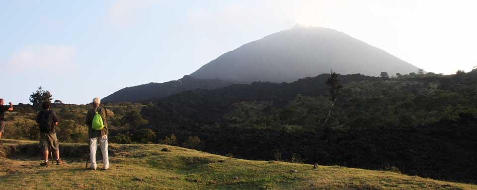 pacaya volcan - 6 lugares que conocer en Santa Rosa
