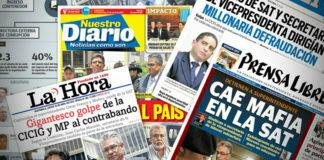 principales periodicos guatemala mundochapin 324x160 - Mundo Chapin