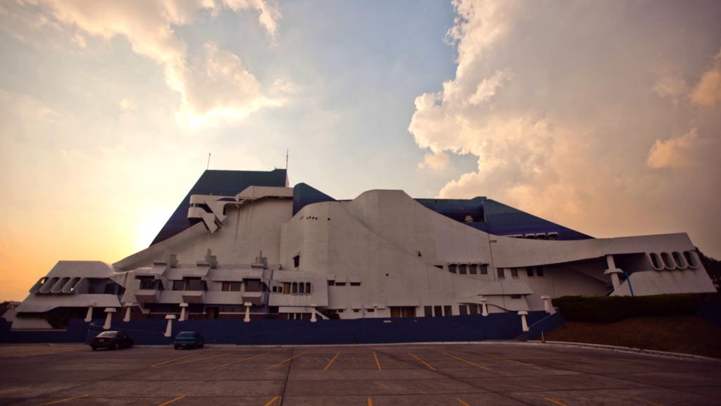 teatro nacional 1024x576 - 5 Teatros en la Ciudad de Guatemala