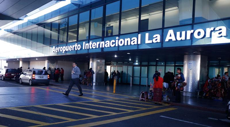 aeropuerto internacional la aurora - Los 6 Aeropuertos más Importantes en Guatemala