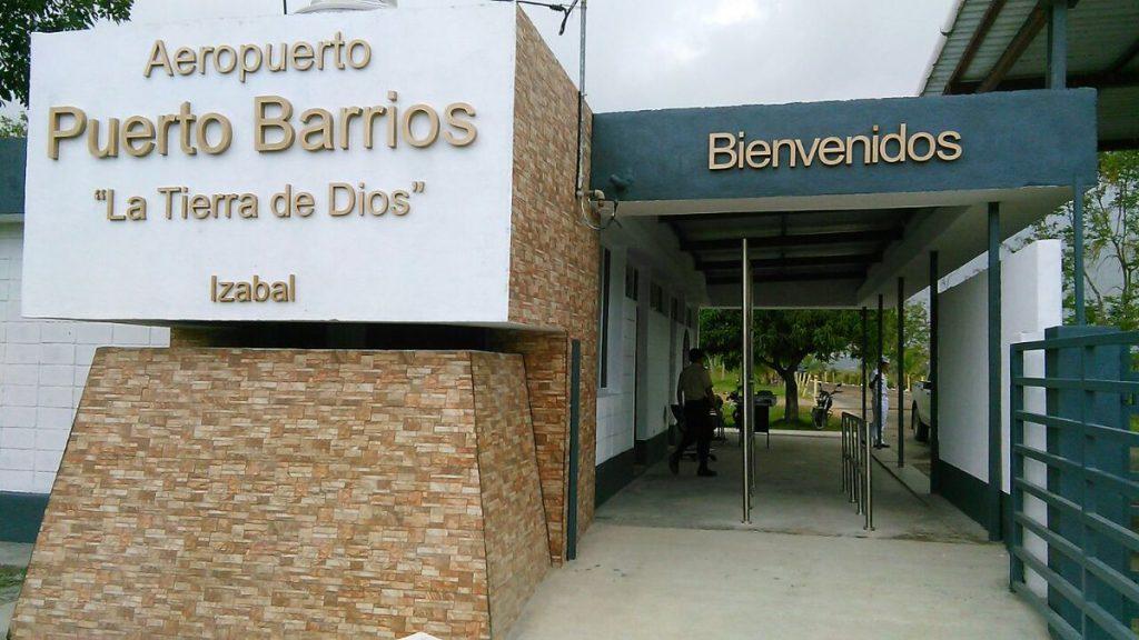aeropuerto puerto barrios - Los 6 Aeropuertos más Importantes en Guatemala