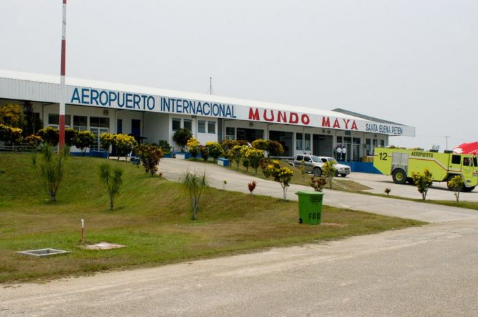 Aeropuerto Internacional Mundo Maya