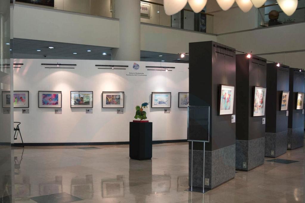 gyt 02 1024x683 - 7 Galerías de Arte en Guatemala