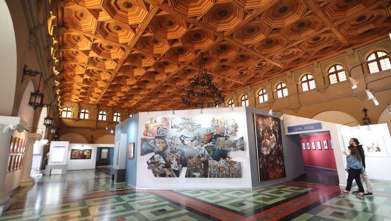 museo de arte moderno - 7 Galerías de Arte en Guatemala