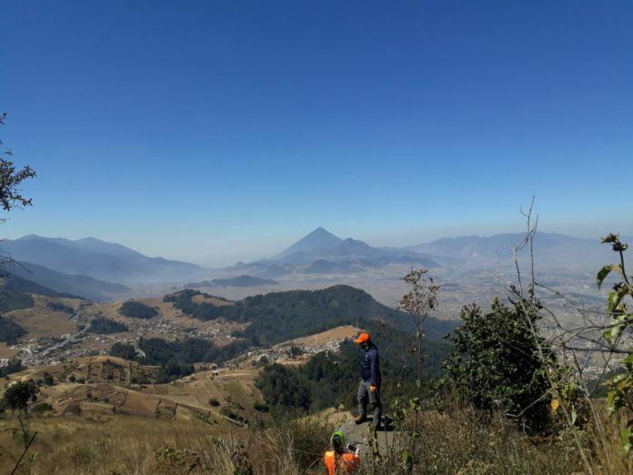 Volcán Cuxliquel