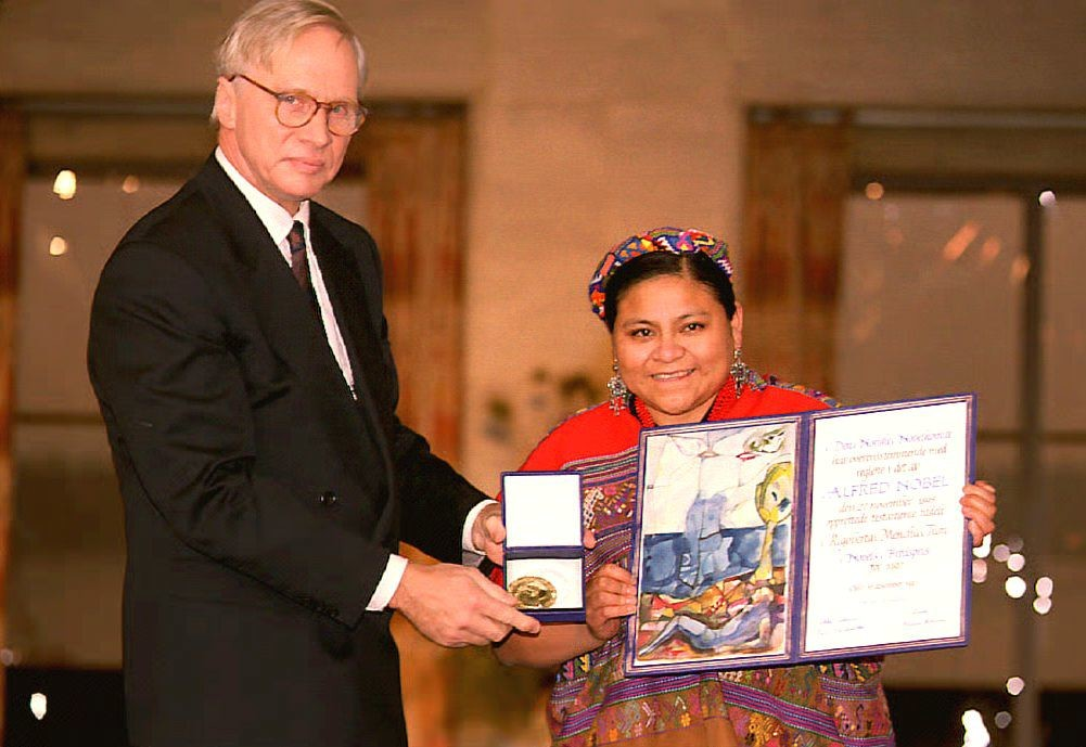 54d6830a72139ee24f8b457f - Ganadores guatemaltecos del Premio Nobel