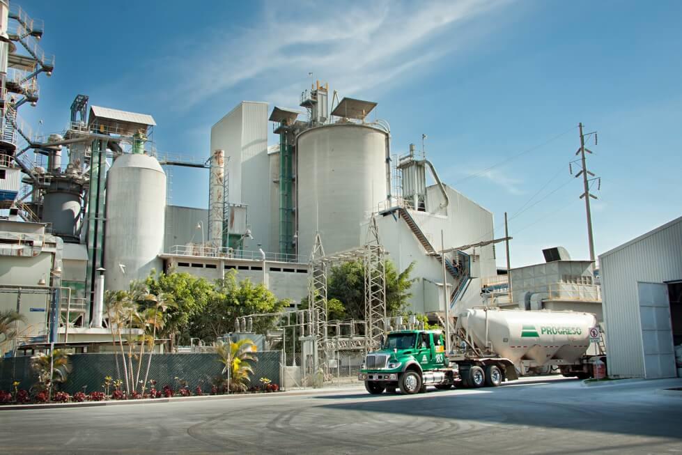 cementos progreso - Cementeras de Guatemala