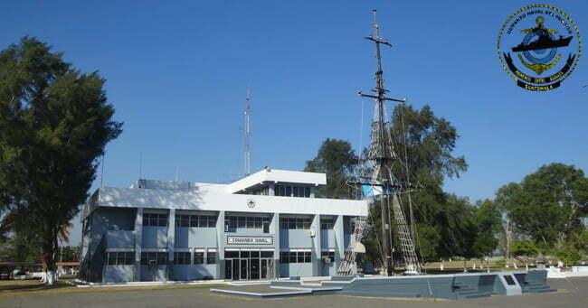 ubicacionconapac - Comando Naval del Pacífico