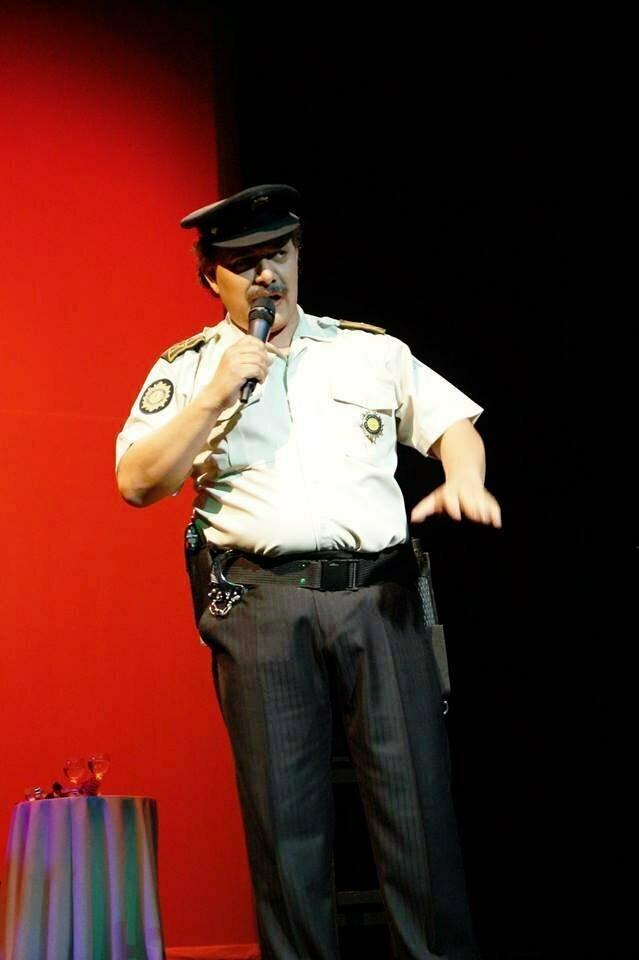 josue 3 - 4 Comediantes Famosos de Guatemala