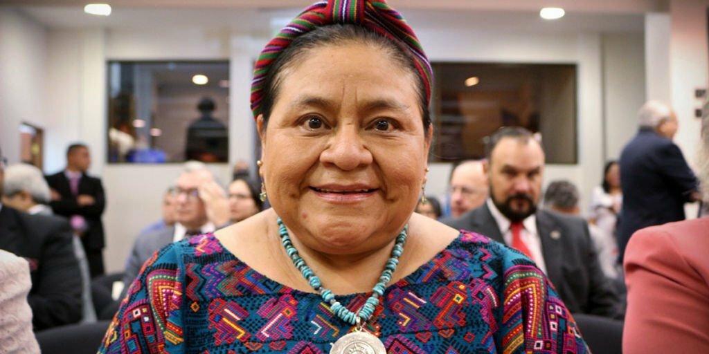 web3 rigoberta menchu portrait corteidh cc by sa 20 1024x512 - 6 Autores Guatemaltecos de Origen Indígena
